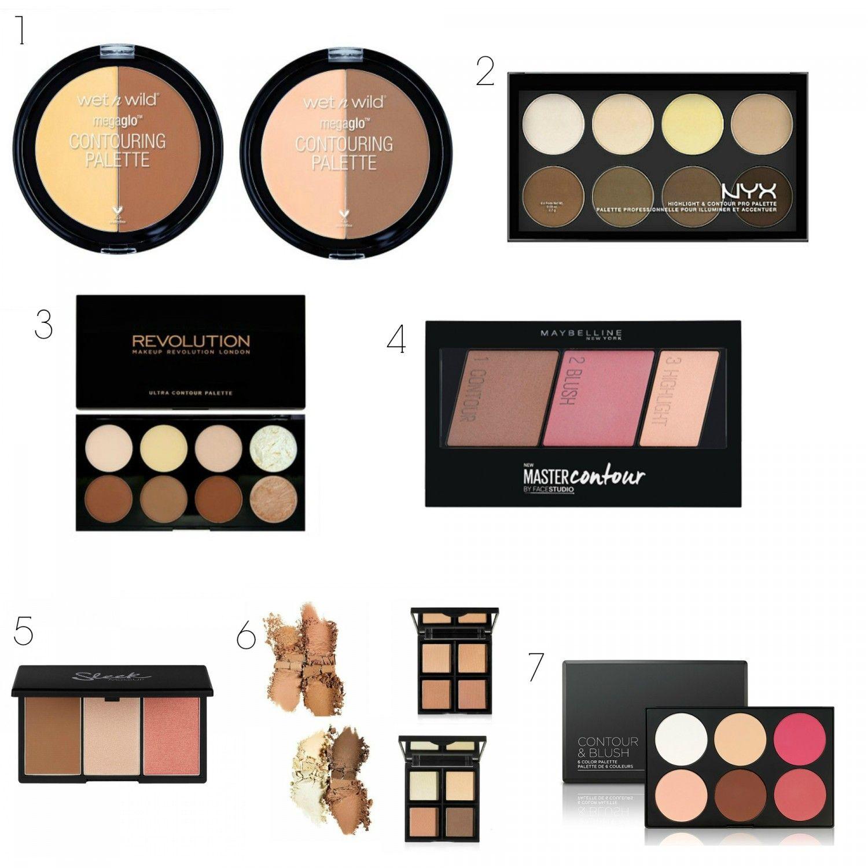Cheaper Contour Highlight Alternatives Beautybymadsen Dk Best Contour Makeup Contouring And Highlighting Contour Makeup