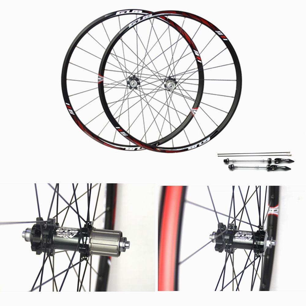 29er 27 5er 26er 24h Holes Gub Cross Ride Disc Brake Wheel