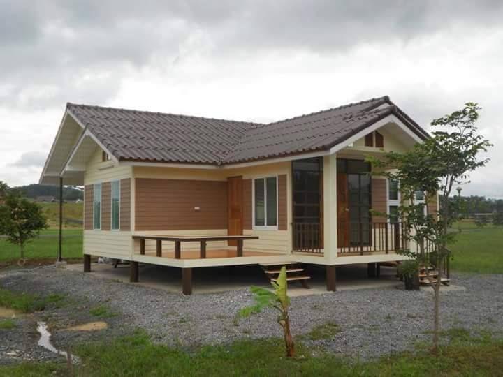 Rekabentuk Rumah Kampung Yg CantikMenarikTenang Dan Murah