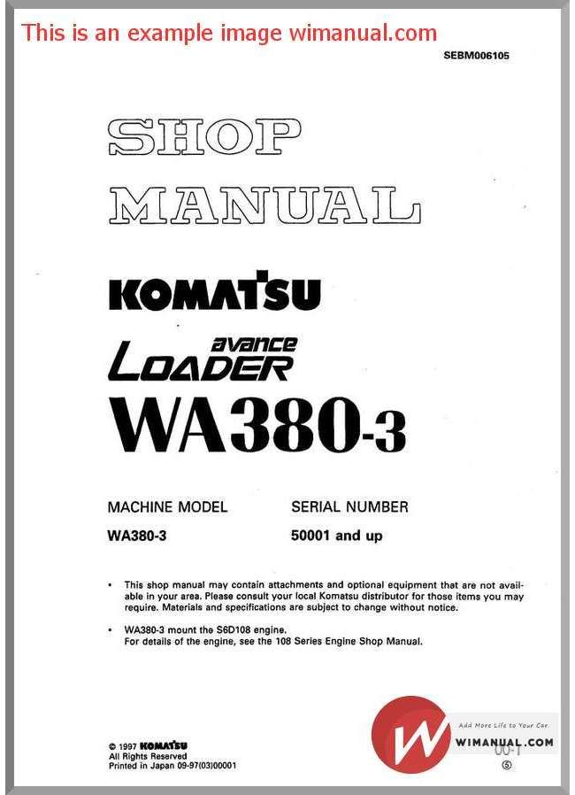 Komatsu fb15m 2 operator manual array komatsu rigid dump trucks hd985 3 shop manual pdf download this rh pinterest com fandeluxe Choice Image