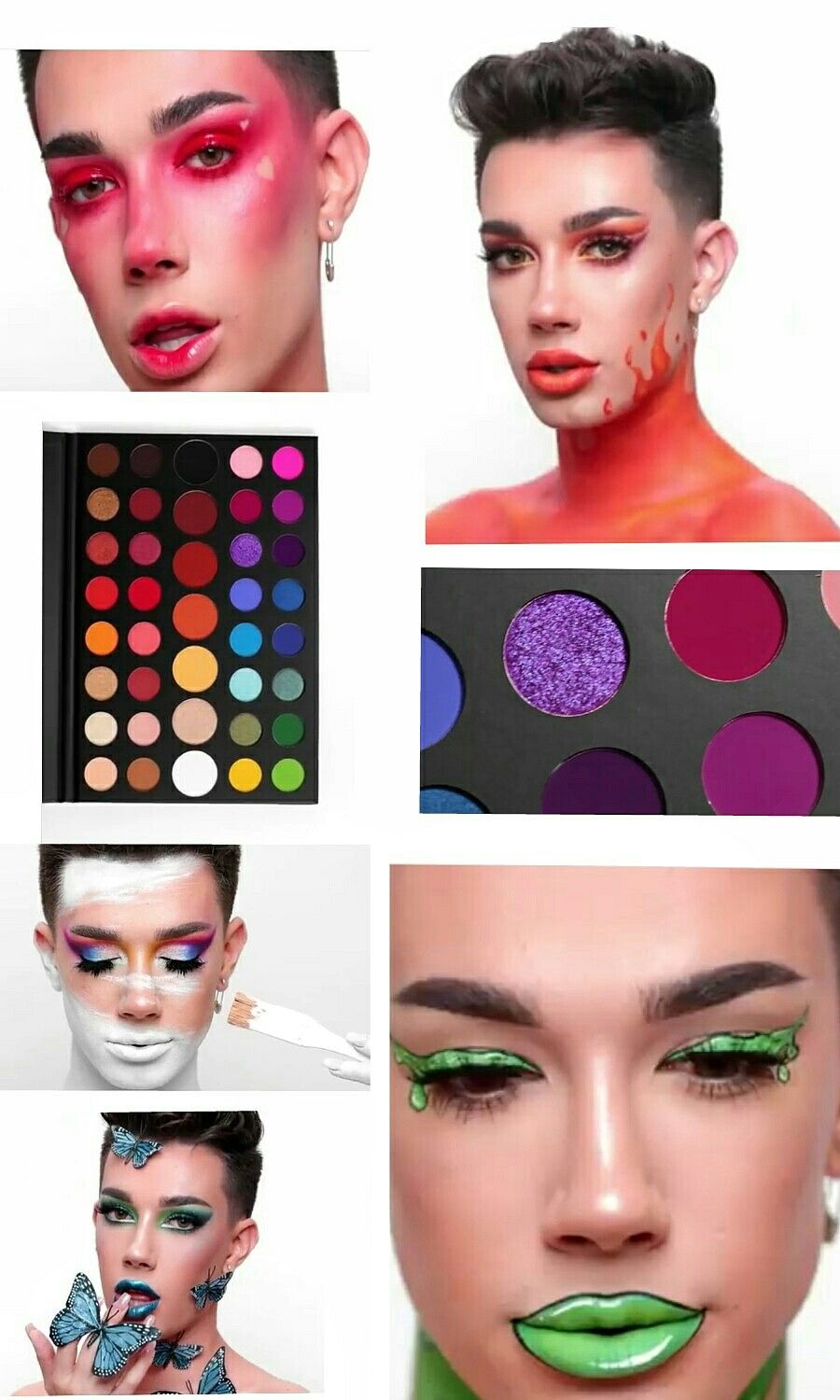Morphe The James Charles Palette In 2019 Christmas Wish List
