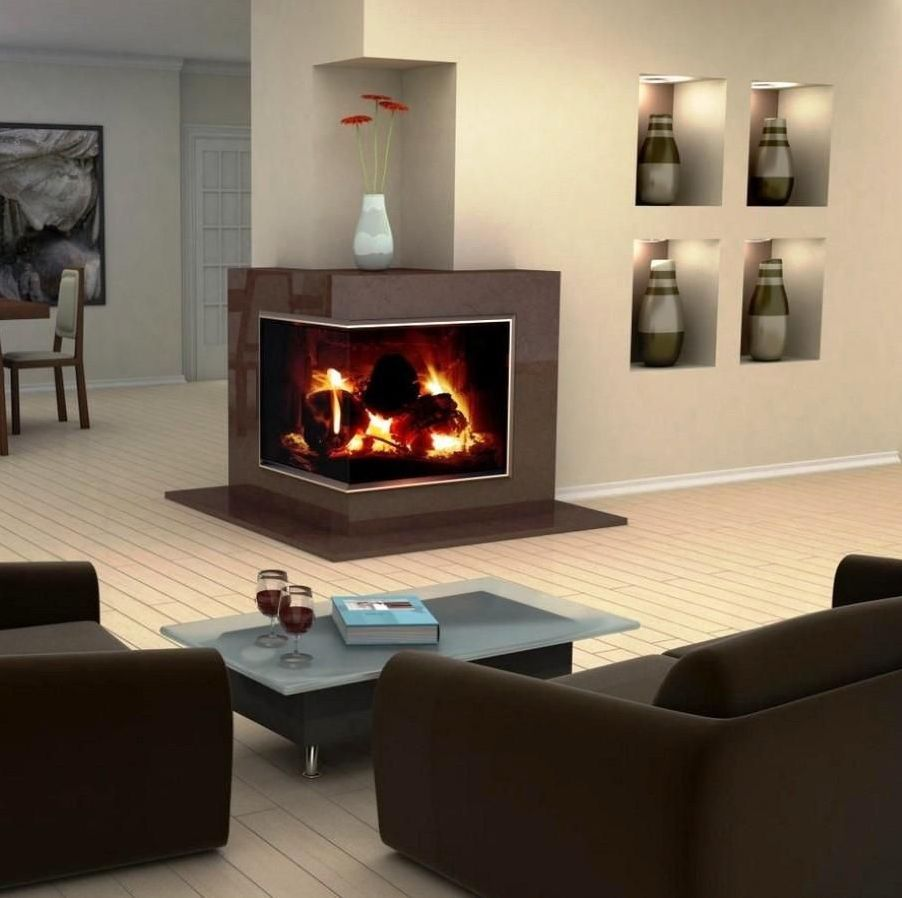 9 Best Of Stunning Corner Fireplace Ideas For Your Living Room Design Contemporary Fireplace Designs Corner Fireplace Decor Contemporary Fireplace