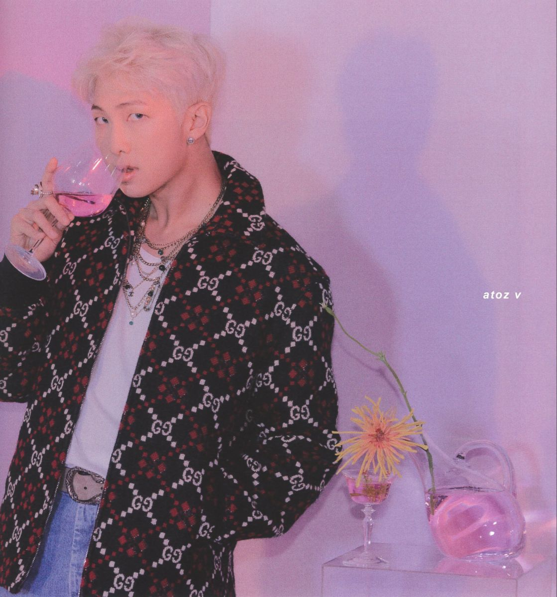 Pin by Ev on BTS in 2020 | Namjoon, Kim namjoon, Persona
