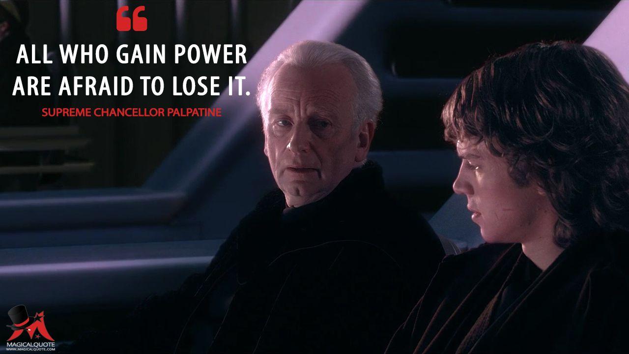 Star Wars Episode Iii Revenge Of The Sith Quotes Magicalquote Star Wars Quotes Star Wars Memes Star Wars
