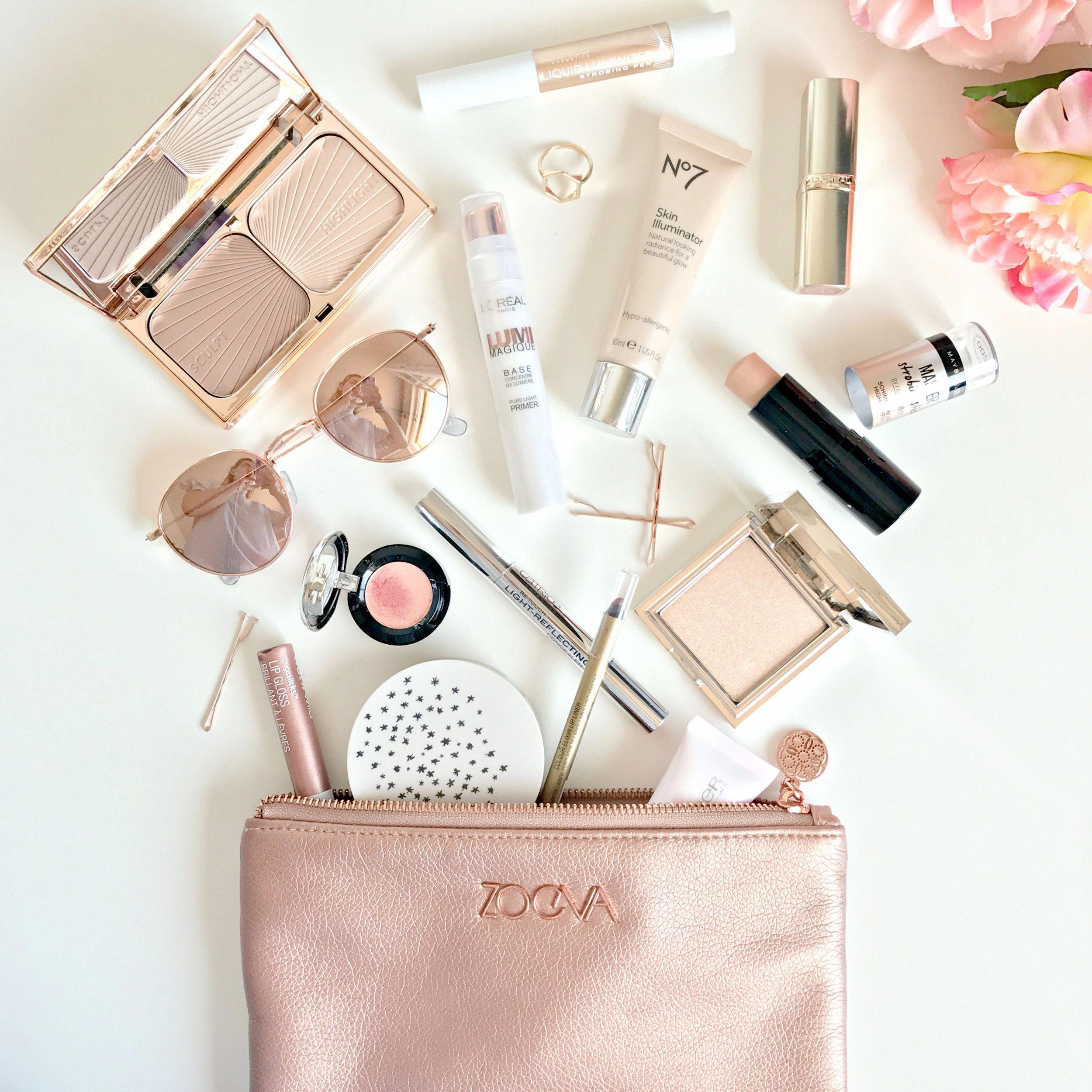 Love this.. Makeuptools Whats in my makeup bag, Makeup