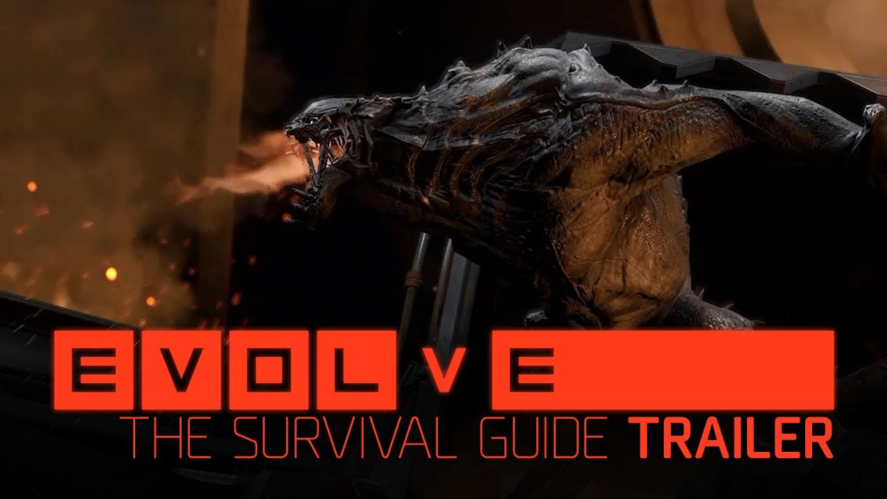 all about Evolve