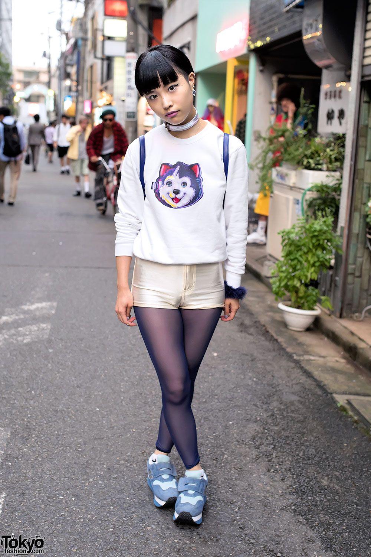 We met Tamu Tamu on the street in Harajuku near the popular vintage shops Funktique and Pin Nap. Instagram: http://instagram.com/tamuuuuusan