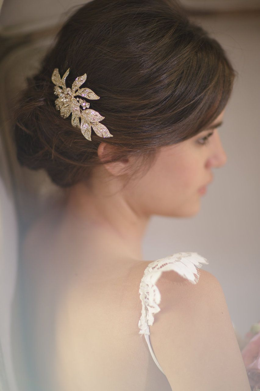bridal up do, bridal hairstyle, bridal hair accessories