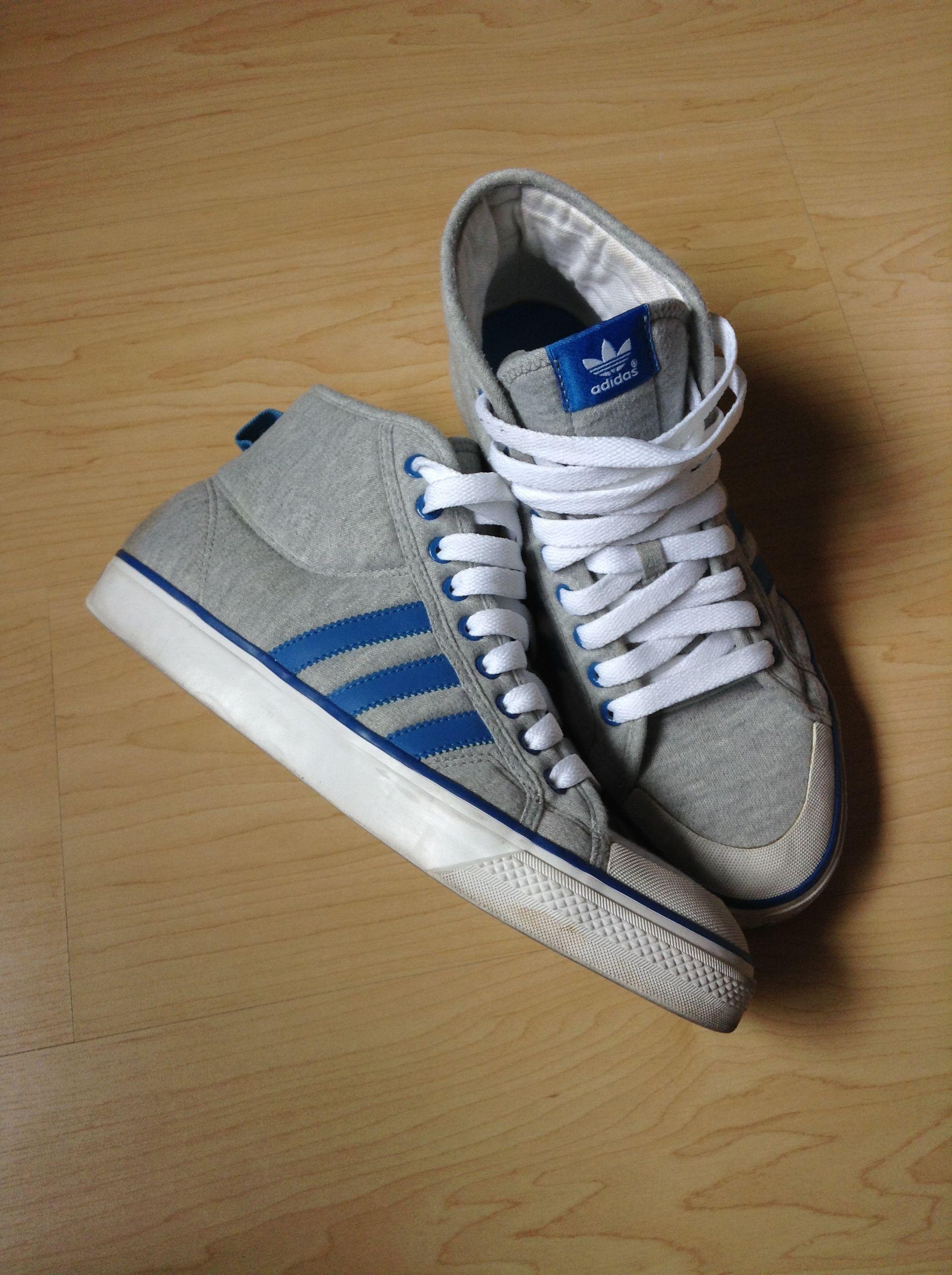 Adidas Nizza Mid   Adidas sneakers