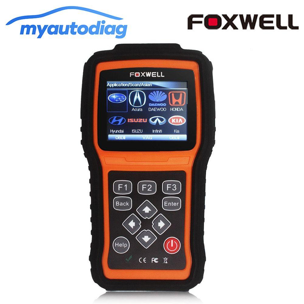 Car Tools Foxwell NT415 Parking Brake Service Tool EPB Service Tool