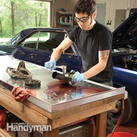 Photo of Upgrading Your Garage Workshop