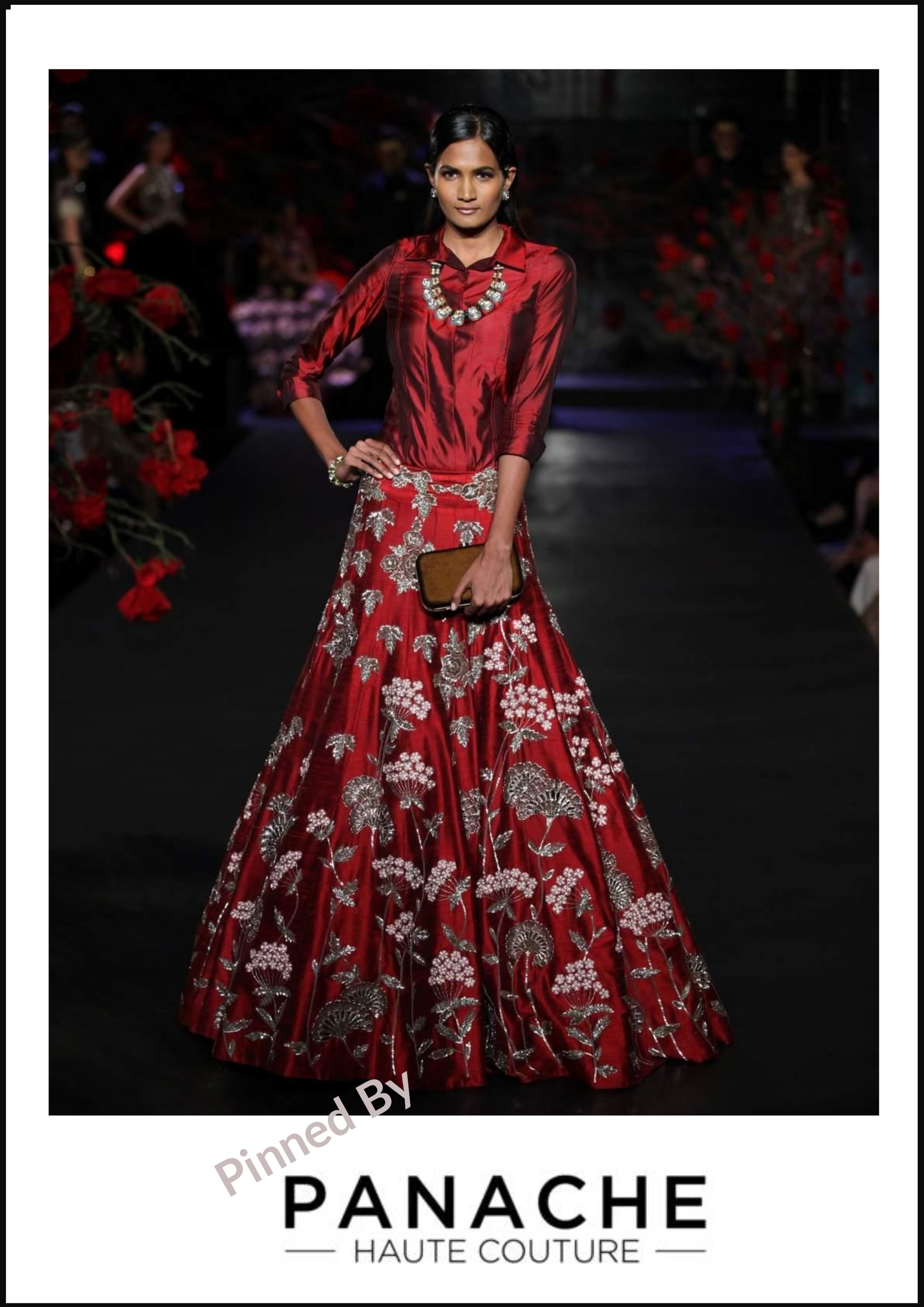 14943567c Deep Red Color Wedding Lehenga To order or customisations please contact us  through WhatsApp +61470219564