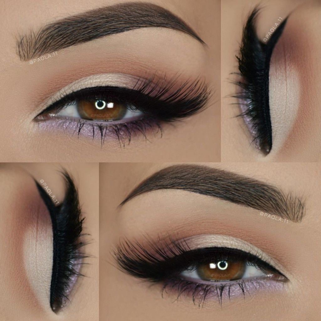 Catchy eye makeup tutorials you would love to try b e a u t y catchy eye makeup tutorials you would love to try eyeshadow makeupbrown baditri Choice Image