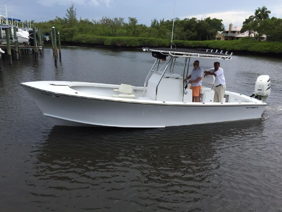 2015 maryland center console custom 26 center console for Used fishing boats for sale in md