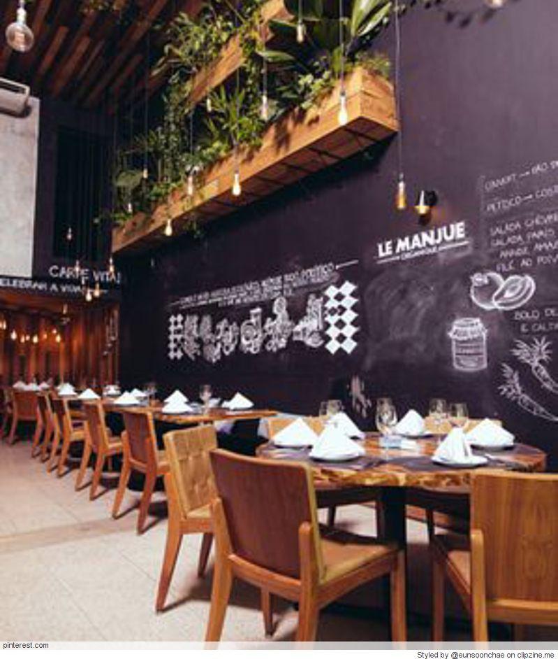 Diy Chalkboard Paint Ideas Bar Design Restaurant Restaurant