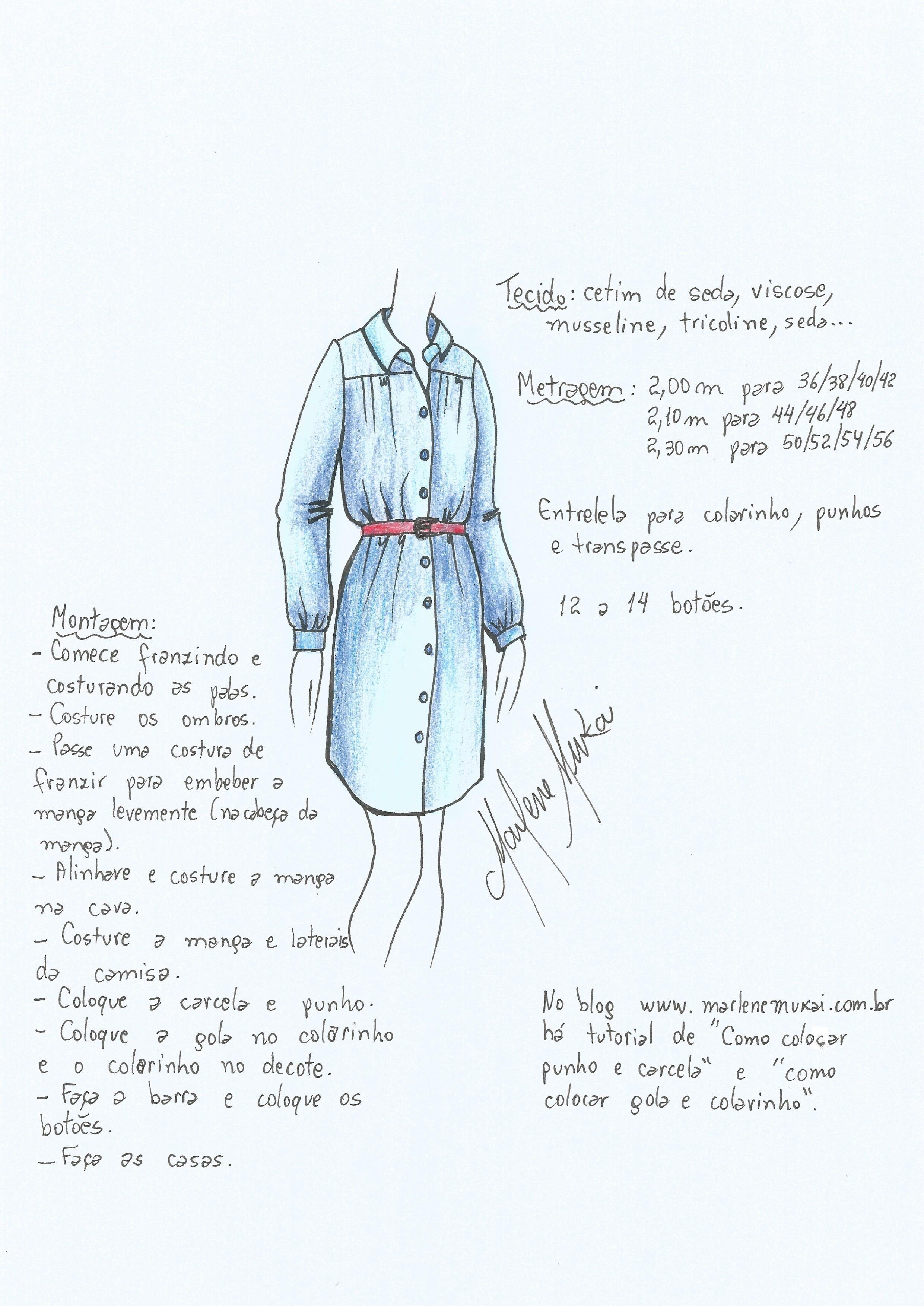 Pin de Olinta Silveira De Oliveira Mesquita em Modelos | Pinterest ...