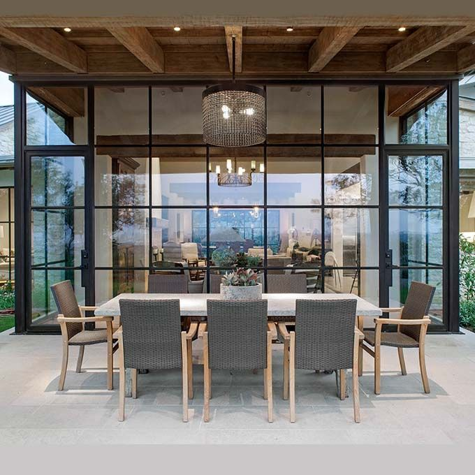 from the windows and doors to the ceiling and chandelier itu0027s my perfect