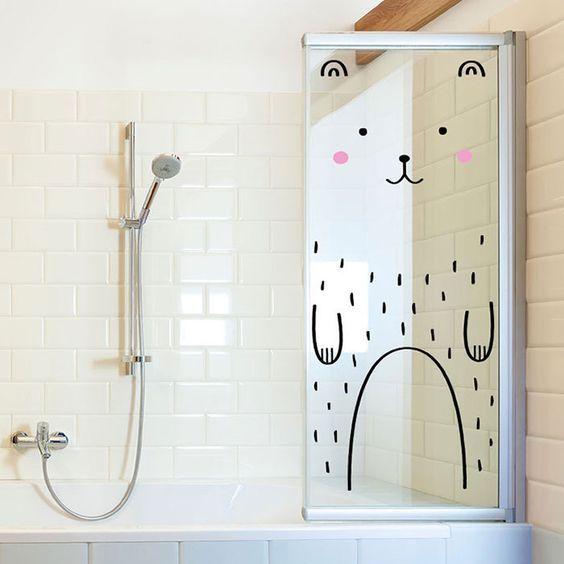 15 idées ludiques pour décorer une salle de bain du0027enfants - salle de bains enfants