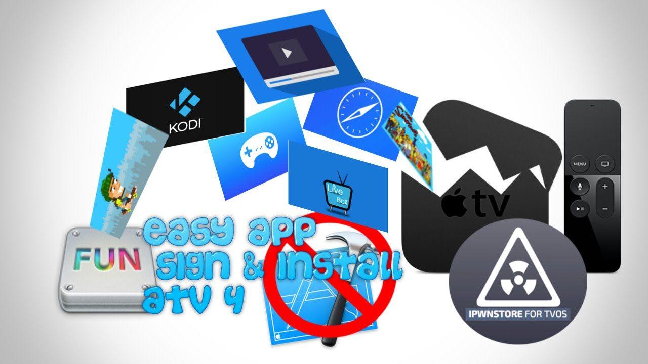 How to Easy Sideload Kodi,livebox,StreamCenter,Provenance