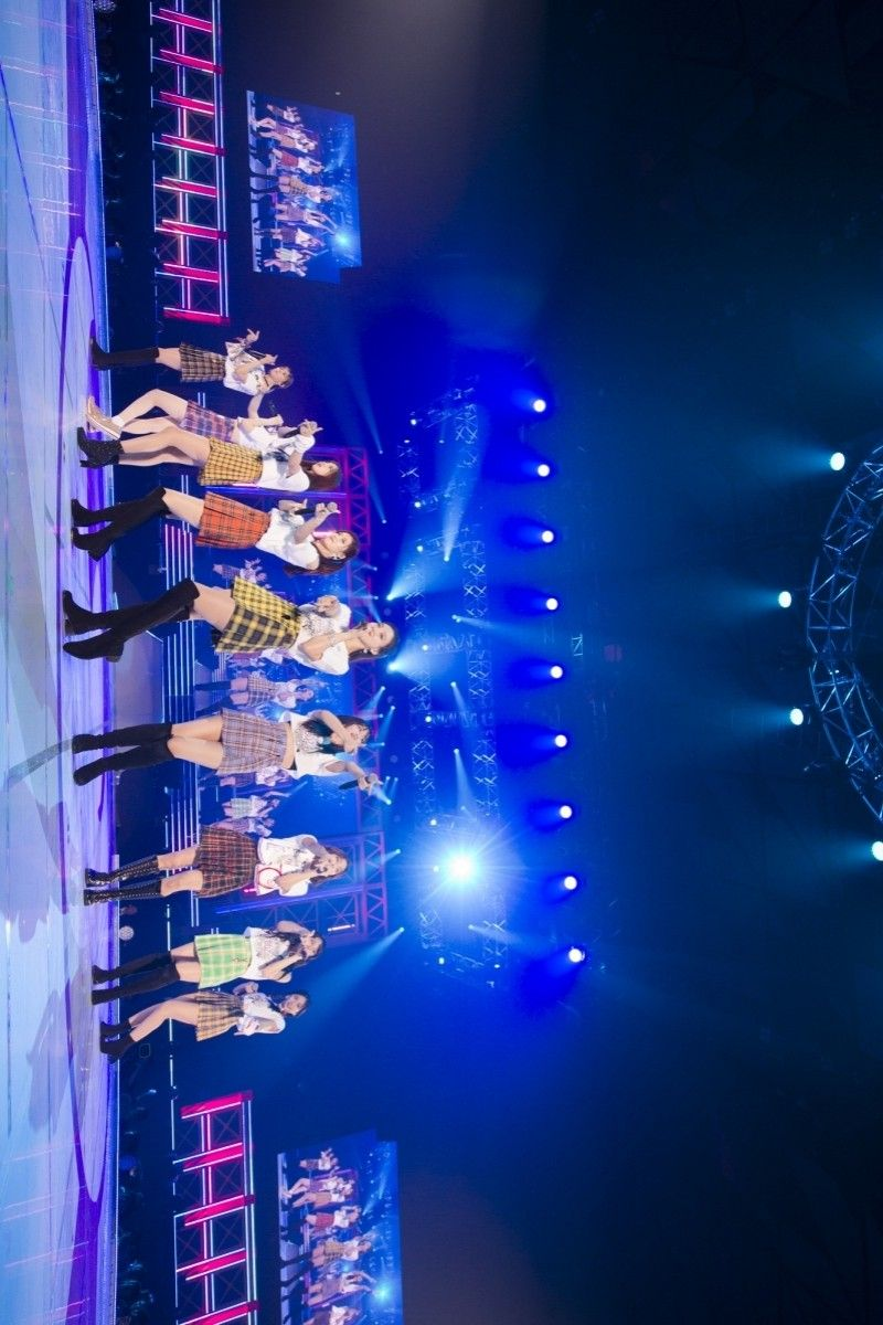 Twice S First Arena Tour Completed Finish Decision Of The Dome