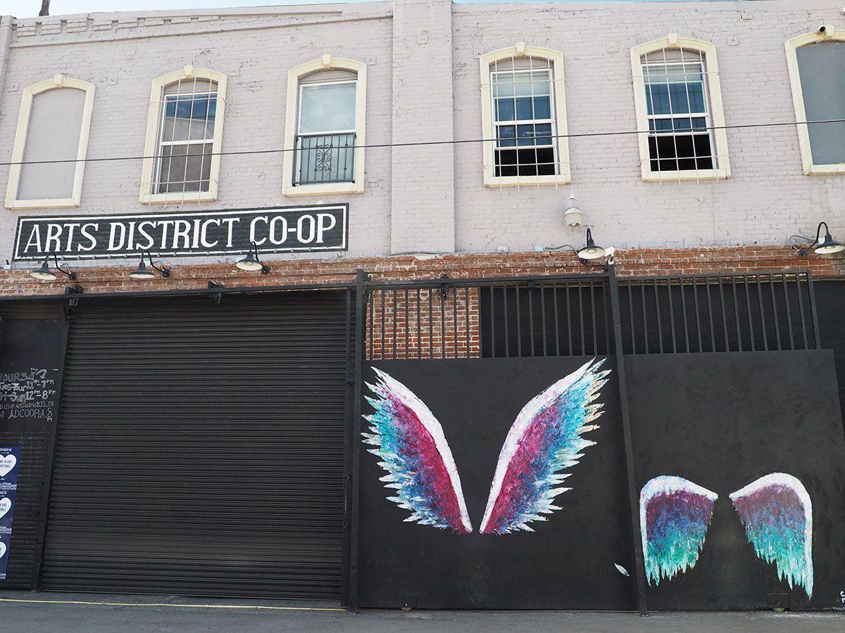 Murales Los Angeles Ali