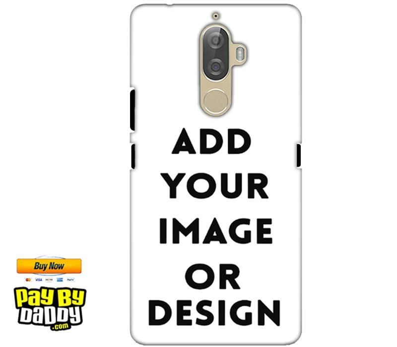 Customized Lenovo K8 Plus Mobile Phone Covers & Back Covers