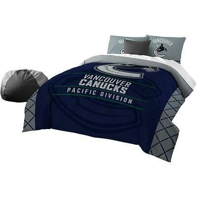 Advertisement  The Northwest Company Vancouver Canucks Draft FullQueen Comforter