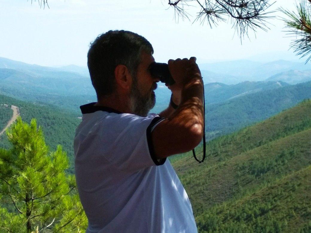 Observando Rapaces En Extremadura Senderismo Rutas Extremadura