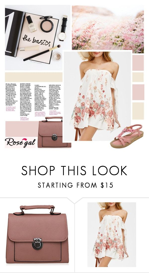 """Rosegal #41 II"" by pinki1994 ❤ liked on Polyvore featuring Prada and rosegal"