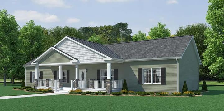 Birkdale I Modular Home Builders Modular Homes Building Systems