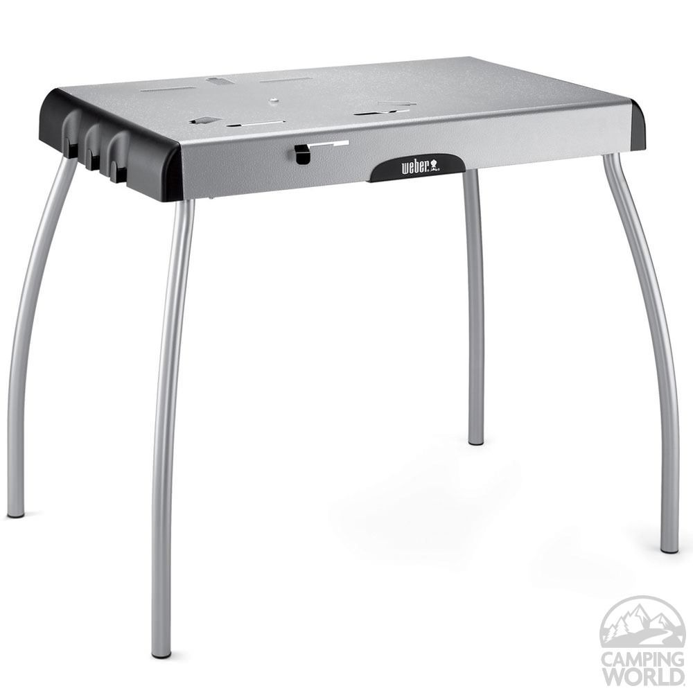Weber Portable Charcoal Grill Table Weber 7445 Grill Accessories Camping World Portable Charcoal Grill Grill Stand Grill Table