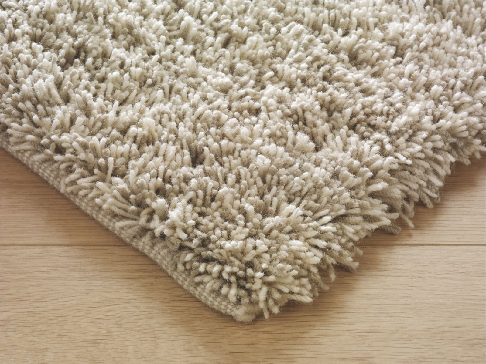 Gus Large Cream Hand Woven Wool Rug 170 X 240cm House