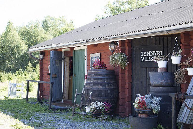 Martinpiha, Building | by visitsouthcoastfinland #visitsouthcoastfinland #Finland #Lohja #martinpiha
