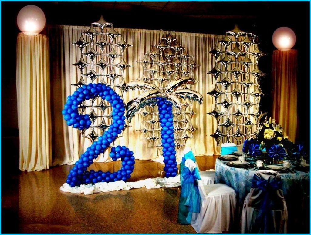 nice 21st Birthday Party Themes Ideas HomeBuildDesigns Pinterest