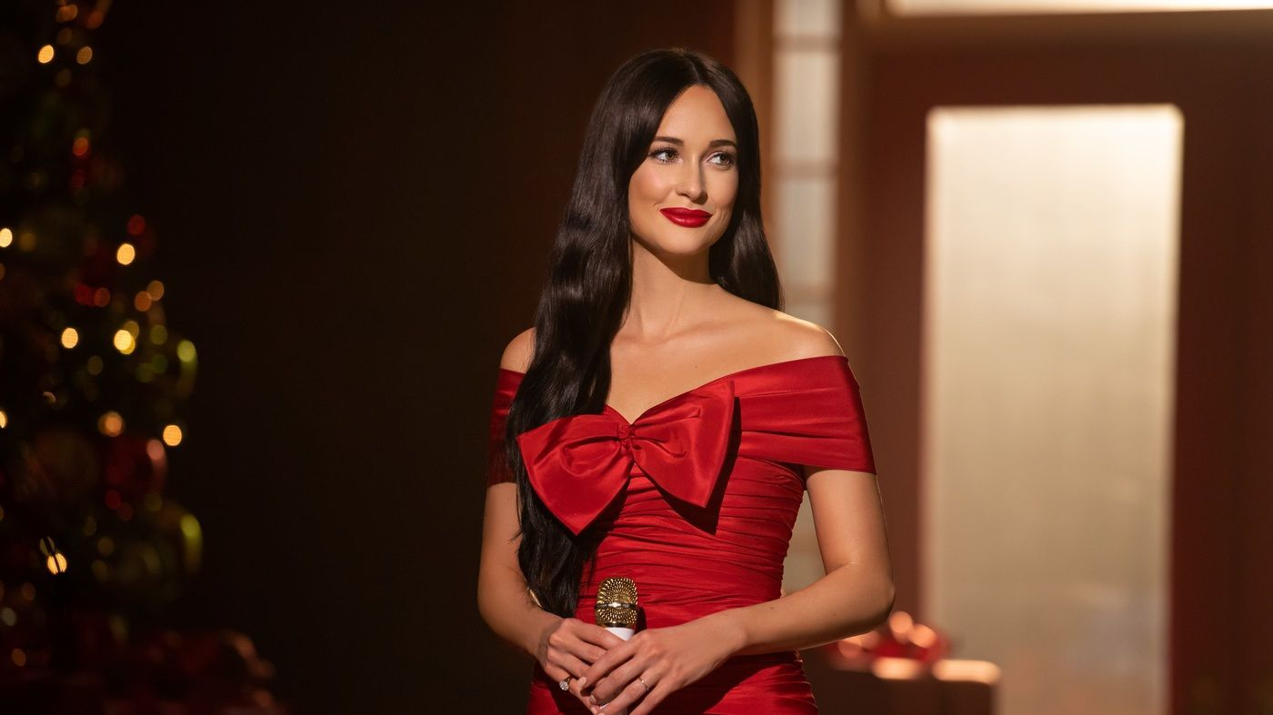 Our friends over at @npr @weekendedition have a great interview with @KaceyMusgraves about her Christmas Show - which you can watch now on @Amazon Prime  #kaceymusgraves #christmasshow #holidayspecial #christmasmusic