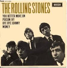 The rolling stones were a very popular rock band from the 60's