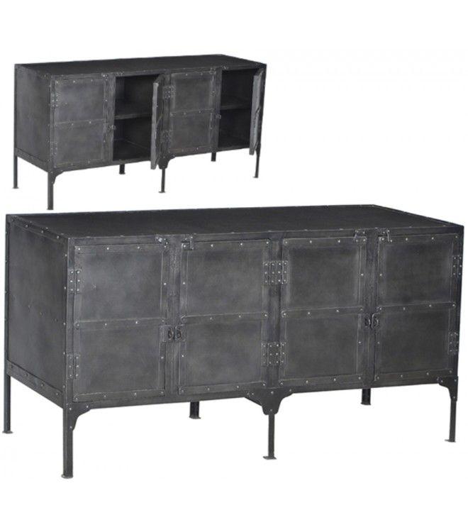 Metal Sideboard Buffet