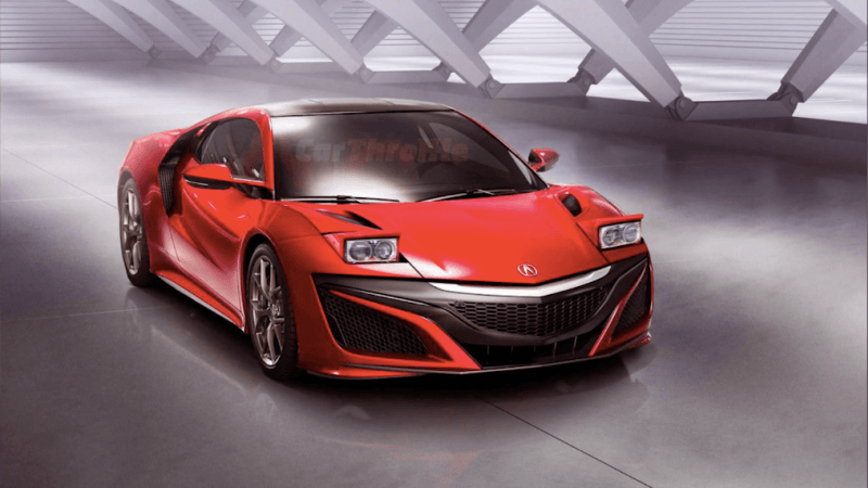 Here S What 10 Modern Sports Cars Look Like With Pop Up Headlights