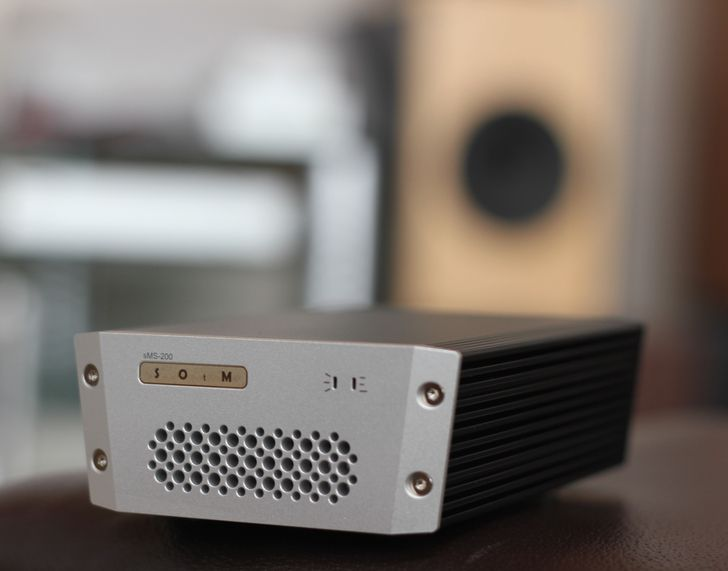 SOtM sMS-200 network server | Happy Listening | Cable, Audio