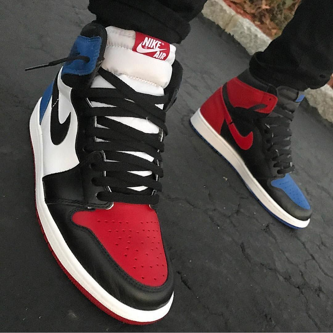 The Nike Air Jordan 1 Retro Hi OG Top 3 is available at