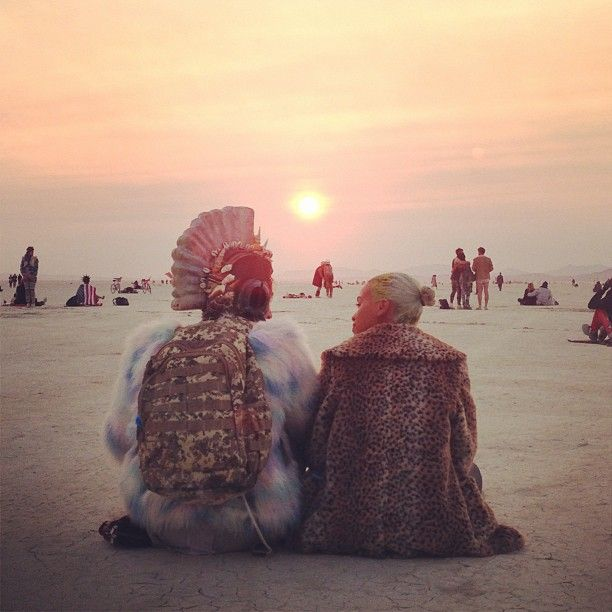 #sunrise #burningman #blackrockcity