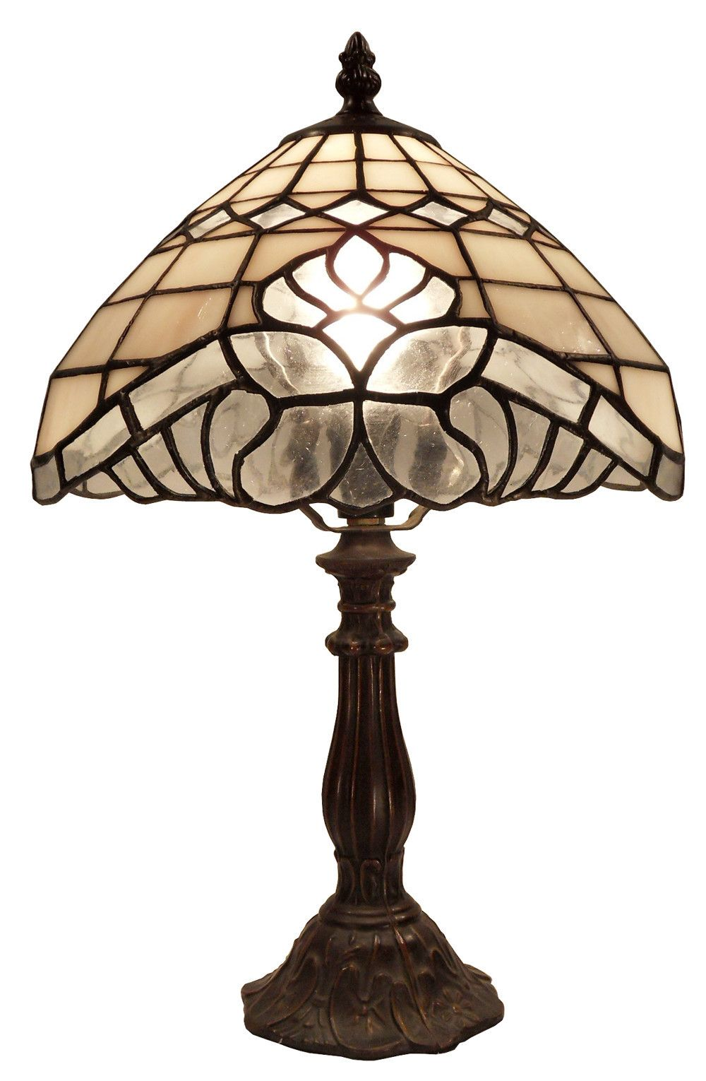 Vienna Tiffany Table Lamp Tiffany Table Lamps Table Lamp Wood