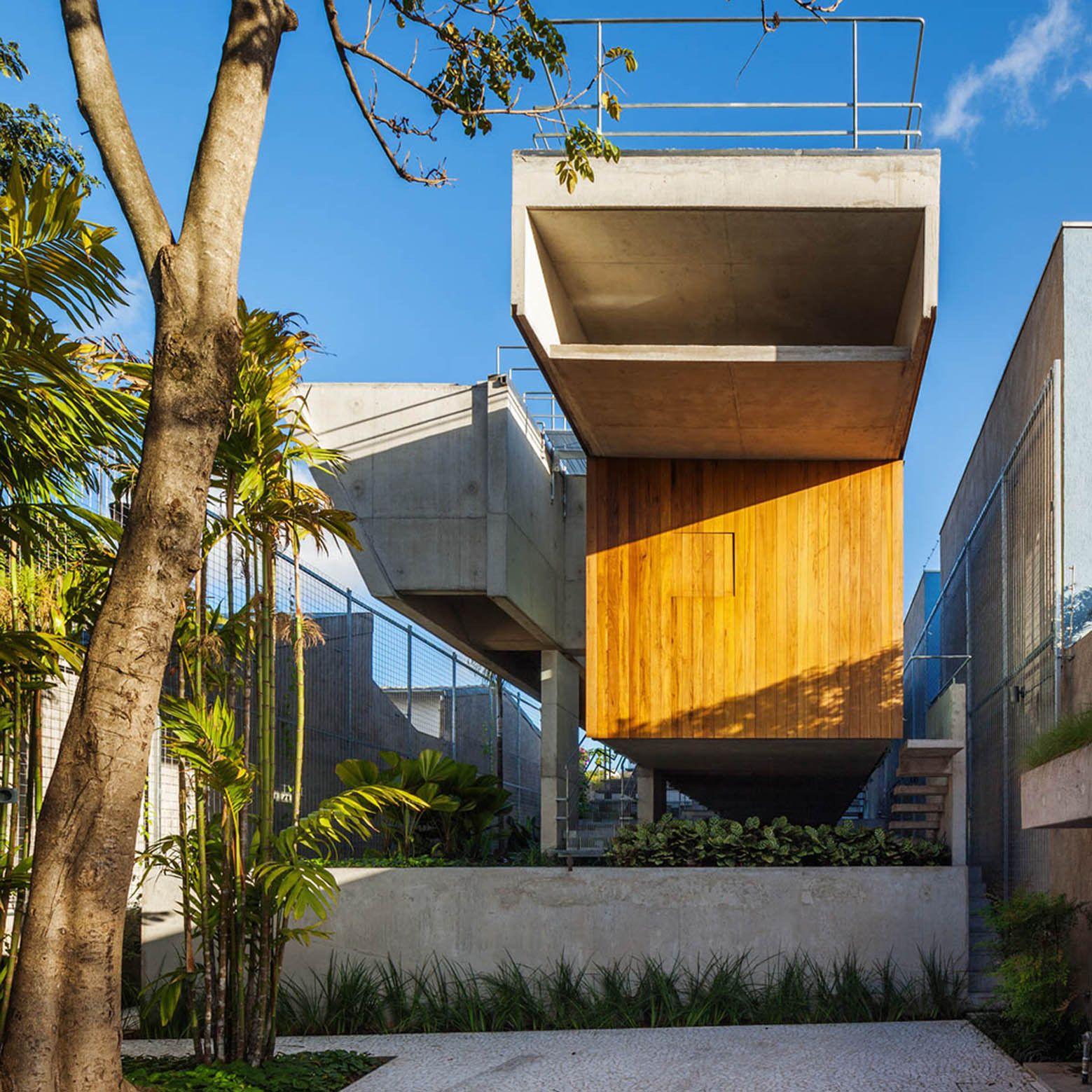 Galeria - Casa de fim de semana em São Paulo / SPBR - 6