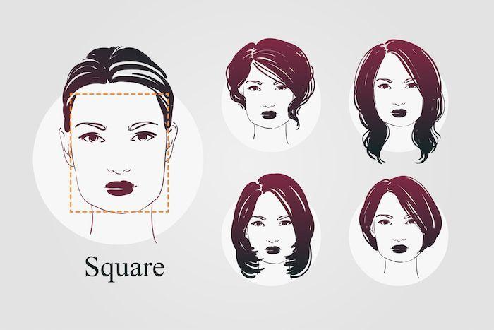 Welche Frisur Steht Mir Gesichtsform Bestimmen Frisuren Fur Eckiges Gesicht In 2020 Frisuren Eckiges Gesicht Eckiges Gesicht Kurzhaarfrisuren Eckiges Gesicht