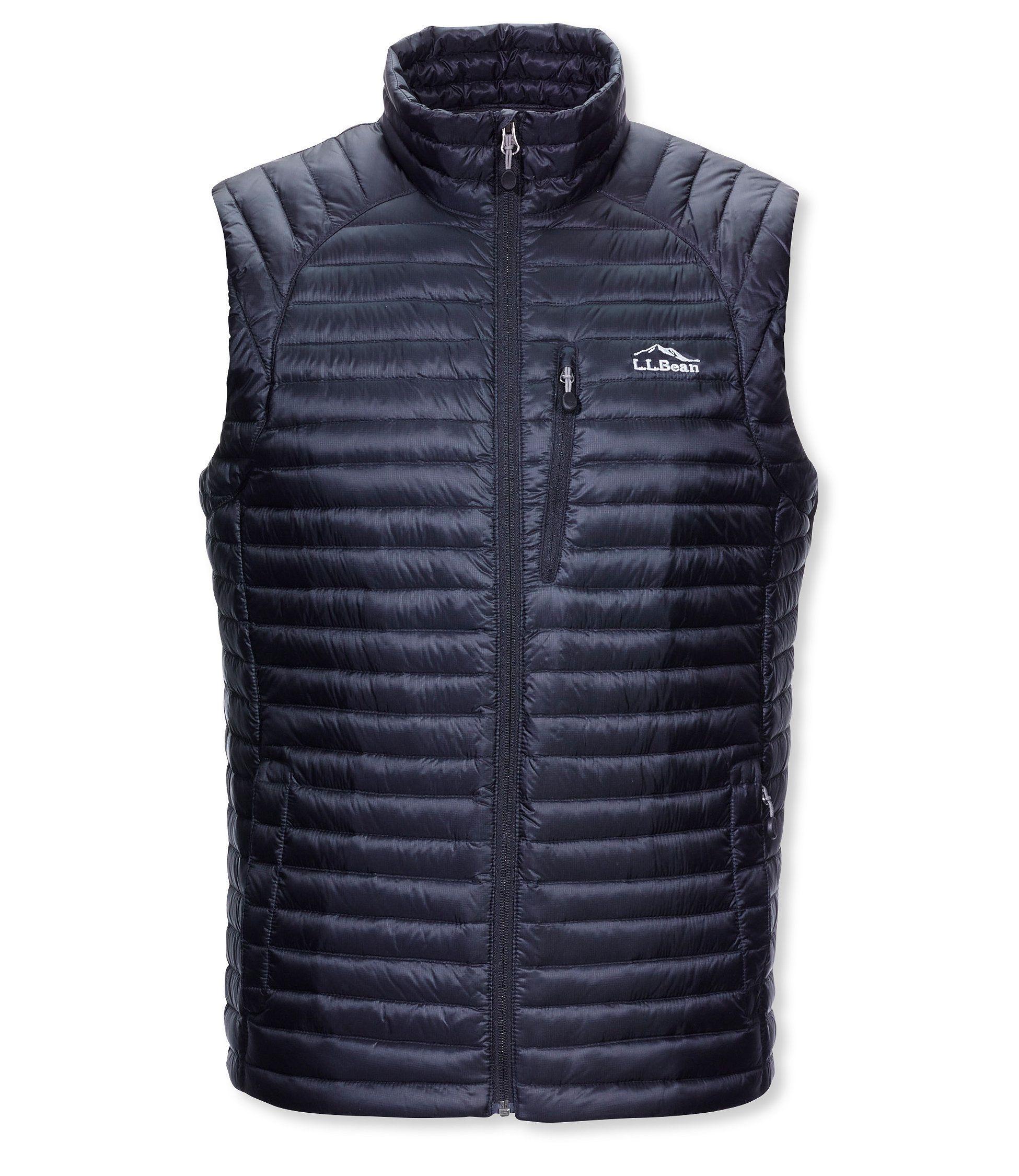 Ultralight 850 Down Sweater Vest | Cardigans For Men | Pinterest ...