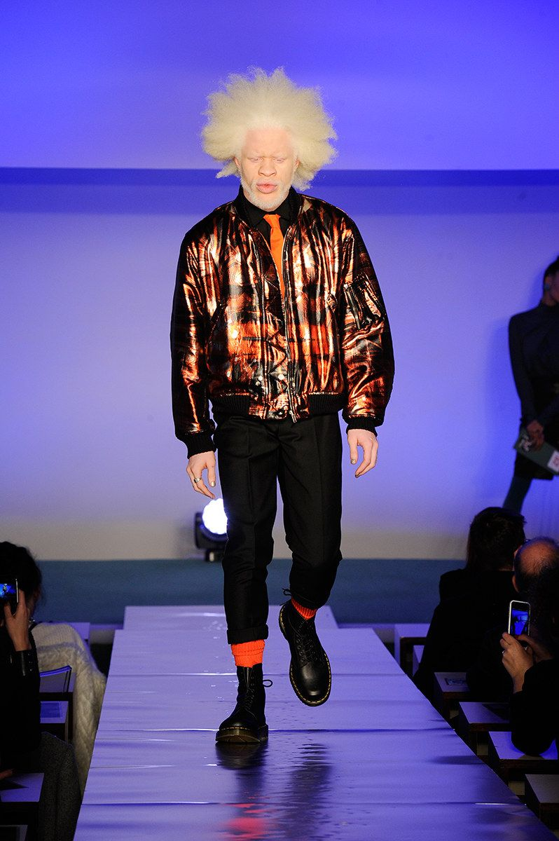 Jean Paul Gaultier Fall 2014 Ready-to-Wear Fashion Show