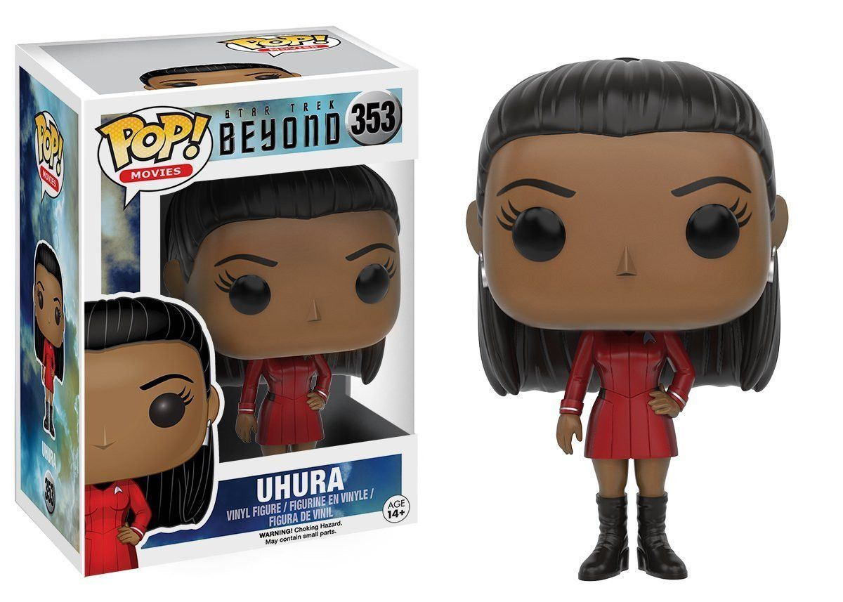 Television 4 inch - New in Box Funko POP Star Trek Vinyl Figure KLINGON