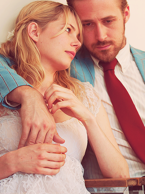 """Blue Valentine seriously, if you wanna know what happens after """"happy ever after"""" , watch this."""