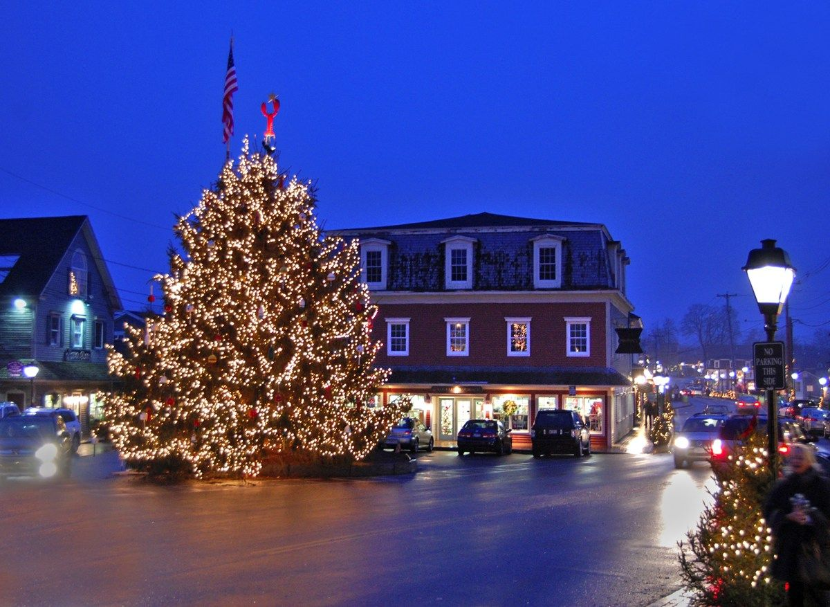 Christmas Prelude in Kennebunkport | Kennebunkport maine ...