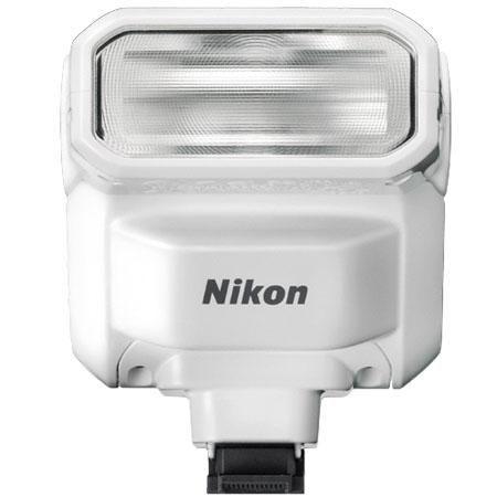 Nikon SB-N7 Speedlight for Nikon 1 V1 & V2 Digital Cameras in White